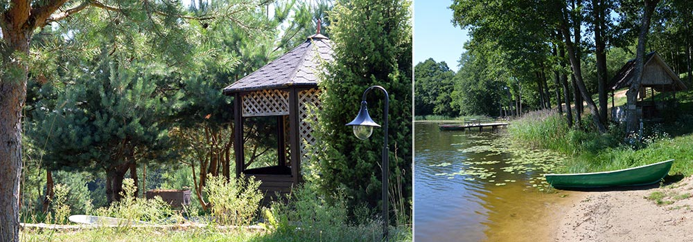 Image - Sodybos nuoma prie ežero